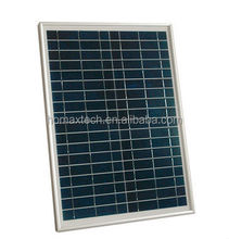 12v 20w 156 cell poly solar panel wholesale