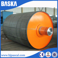 mining equipment parts belt idle conveyor driving pulley