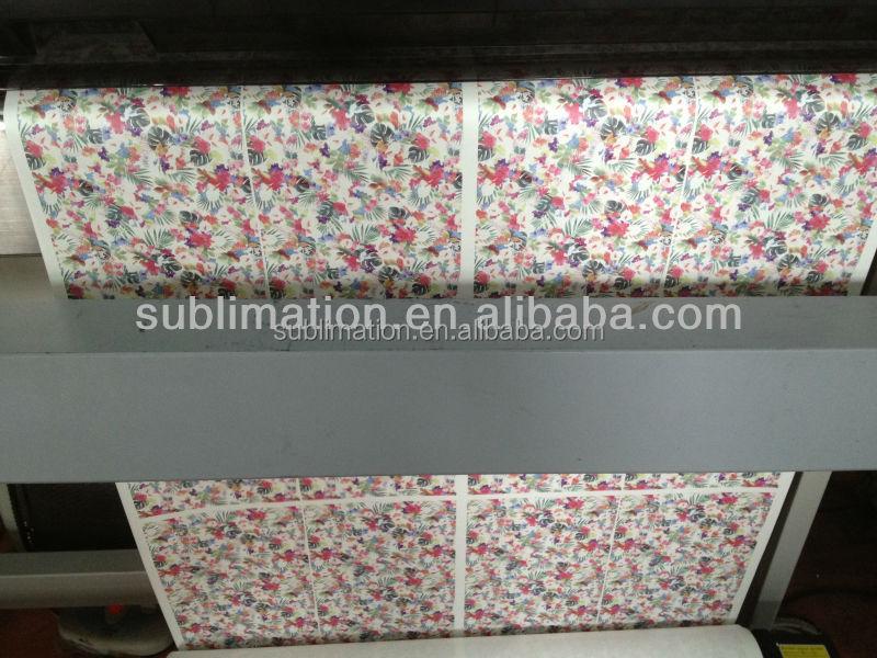 Alta qualidade rolos de papel de impress o de - Papel de transferencia textil ...