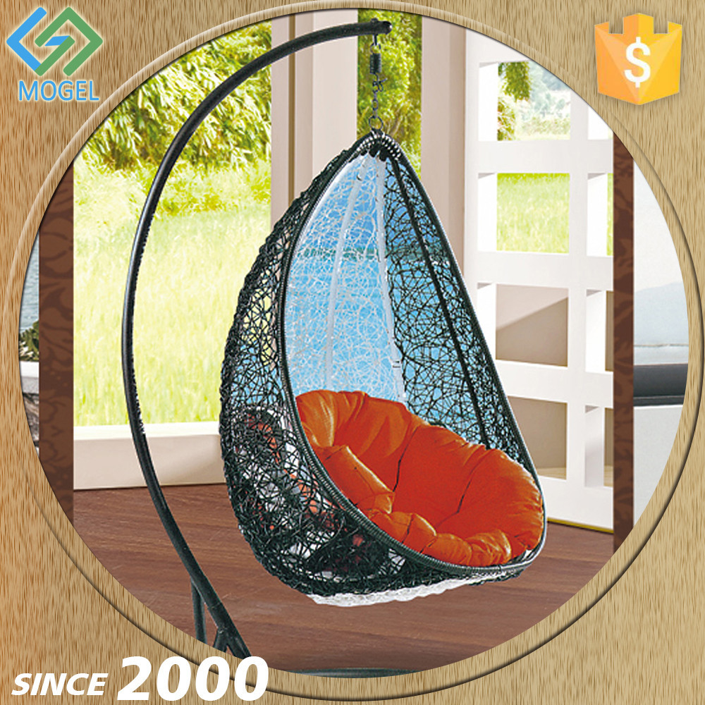Hanging egg chair swing for sale buy cheap hanging rattan egg chair