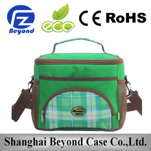 Top selling cold pack for food, zipper aluminum foil insulated cooler bag