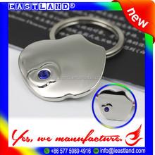 High Quality Promotion Custom 3D Metal Keychains