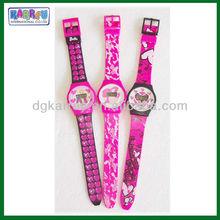 venta caliente niños analógico reloj lcd
