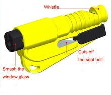 martillo de la seguridad del coche