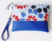 Retro Floral Women Clutch Handbags Evening Clutch