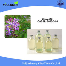 Top Quality clove leaf oil CAS NO 8000-34-8