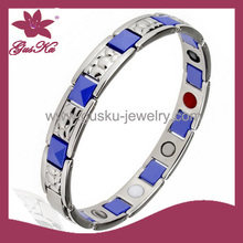 2015-CMB-006 Charming fashion jewelry magnetic bracelet for sale