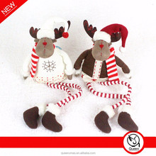 Wholesale christmas decorative deer for table decoration