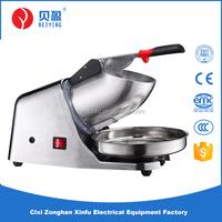Muti materials ice slusher machine