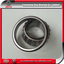 Automotive axle tapered roller bearing 30219