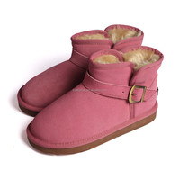 tpr sole high heel boots for kids leather boots women