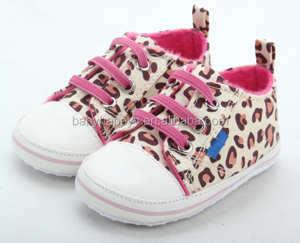 Wholesale MOQ 36 Pairs red canvas hard sole walking baby