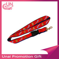 new products for 2015 /custom lanyard with plastic buckle