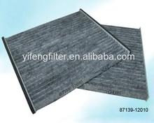OEM Cabin Air Filter 87139-12010 88568-12020 88568-02030 for Toyota RAV4, Corolla, Yaris