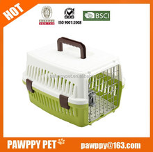 import plastic pet travel cage/animal products from china