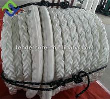 Fabricación de 8- strand pulgadas 4 cuerda de nylon