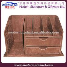 custom printed paper desk drawer organizer stationery box
