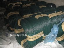 High Quality Various Color PVC Coated Binding Wire
