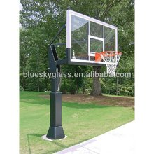 10mm 12mm glass basketball backboard