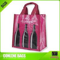 Bulk Reusable Wine Tote Bags