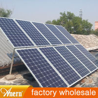 China best off-grid and on-grid 1kw solar energy system