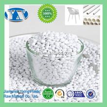 Plastic High Titanium Dioxide Content TiO2 White Masterbatch for ABS PP PE PET PS PVC