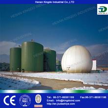 China Water Hyacinth Biogas Factory, Hi-tech Biogas Storage Tank