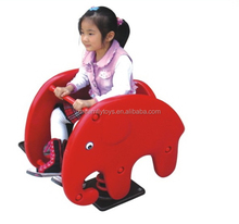2015 Latest designed hotsale playful kids used low price outdoor spring rider equipment