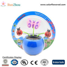 An On-board Doll,Solar swing car accessories wholesale