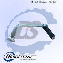 nuevos productos para la motocicleta 2013 patada de arranque con alta calidad para supra