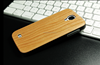Real wood personalized phone case wooden cell phone case