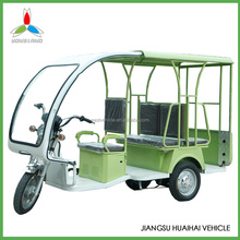 Electric rickshaw for 6 passengers