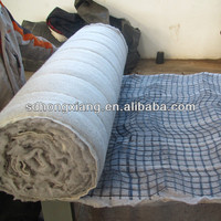 grass seed landscape geotextile mat