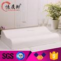 De espuma de memoria moldeado contorno almohada para el cuello - de lujo de la cubierta lavable