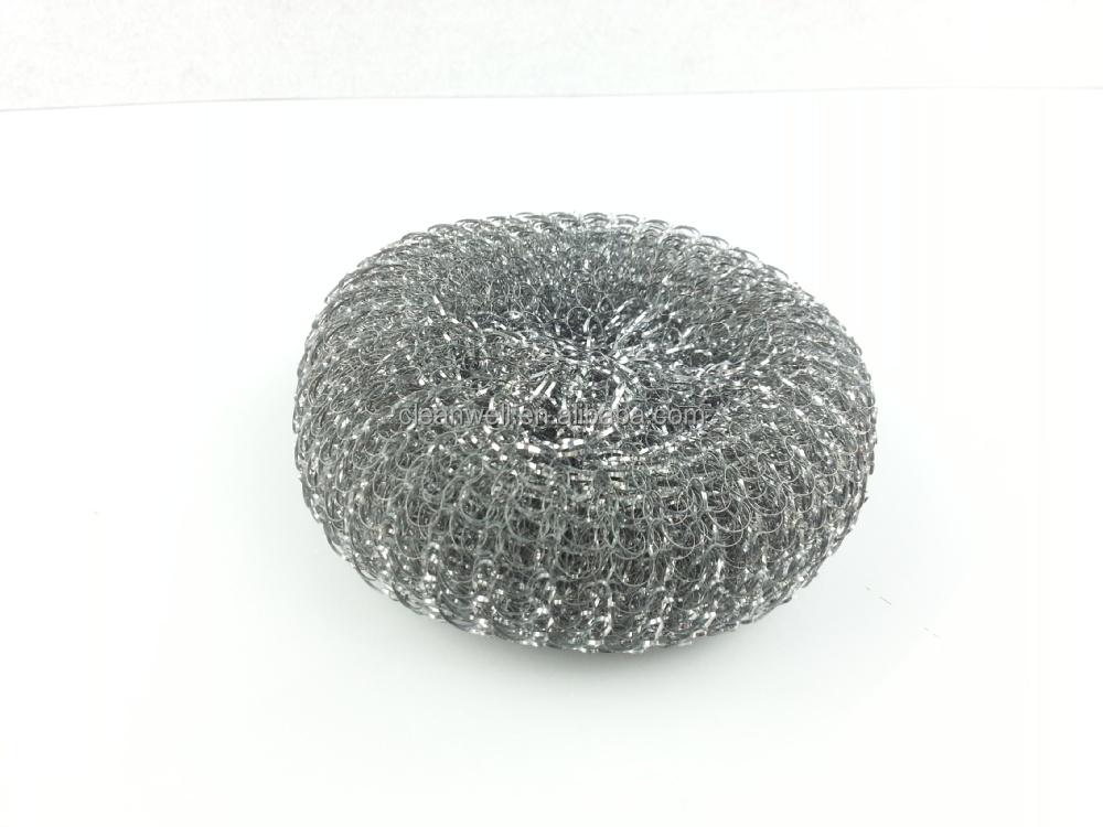 Washing Stainless Steel Dish Mesh Scourer Sponge Steel