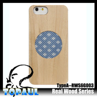 Hot selling high quality real wood blank cell phone case for iphone5 cover