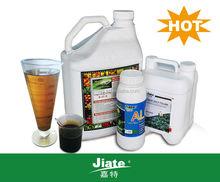 China Factory 100% Water Soluble Organic Fertilizer Liquid Humic Acid