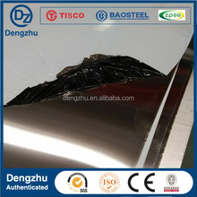 Tisco 1mm 316L wire drawing surface stainless steel plate