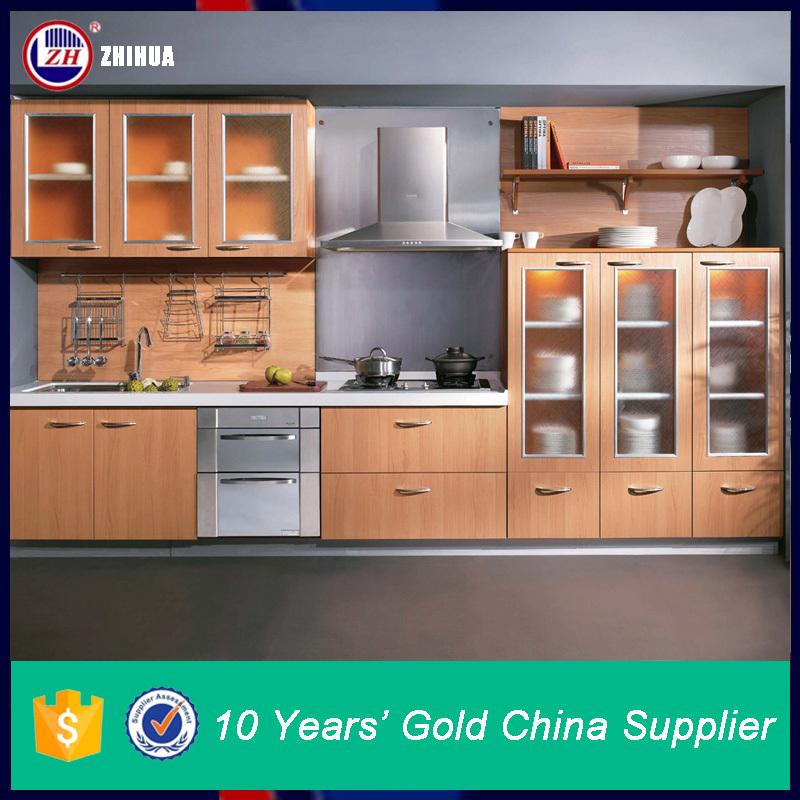 Zhihua Uv Composite Kitchen Cabinets