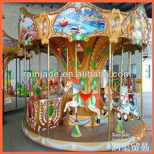 Nueva llegada! 2013 Atracción de feria del caballo del carrusel