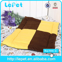 Foldable Hot sale outdoor/indoor durable flat dog beds