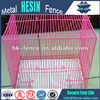2 or 3 doors pet folding dog crate cage kennel with carrying handle