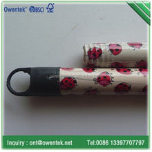 colored paint fork spoon wooden handle with Italian screw