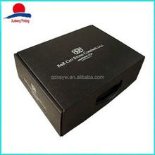 High Quality Printed Black Box