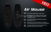 Remote Control 2.4G Wireless Keyboard, Air Mouse for Smart TV, China Supplier