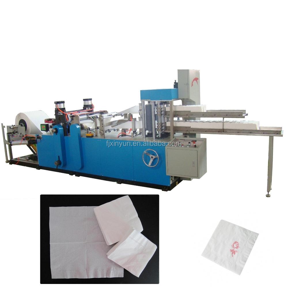 Good cost multi folding embossing serviette tissue - Serviette table tissu ...
