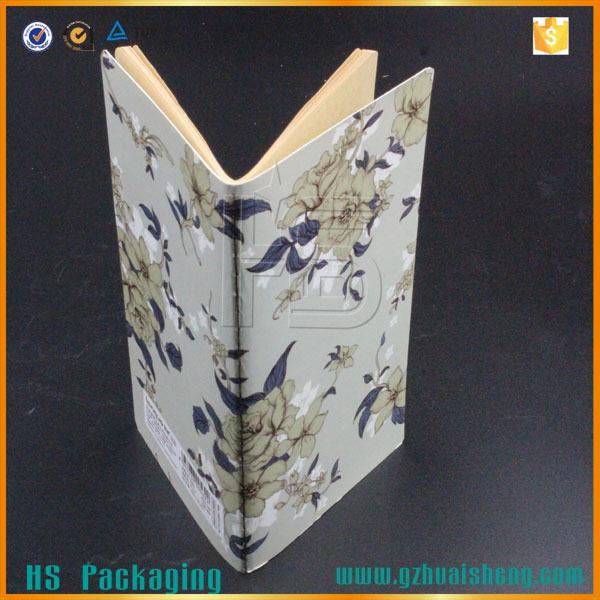 Caderno de desenho impressões cidade livro em branco