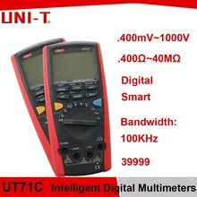 UT71C Auto Range USB Intellgent Digital Multimeter