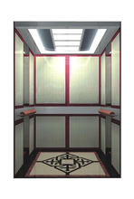 Passenger Elevator GRPS20 from Sicher Elevator a Germany brand