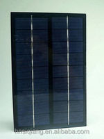 China manufacturer good quality 260x180mm 6v 5w mini poly/mono silicon solar pv module for solar charger/toys/ led light